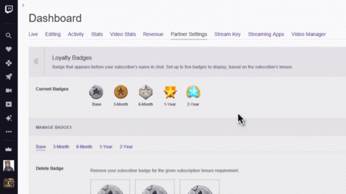 Twitch-gamification