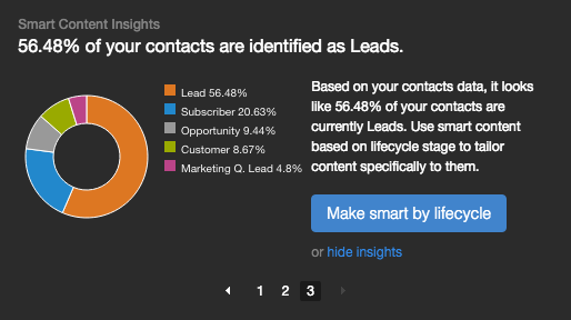 Increase Conversions From Your Content With One-Click Personalization