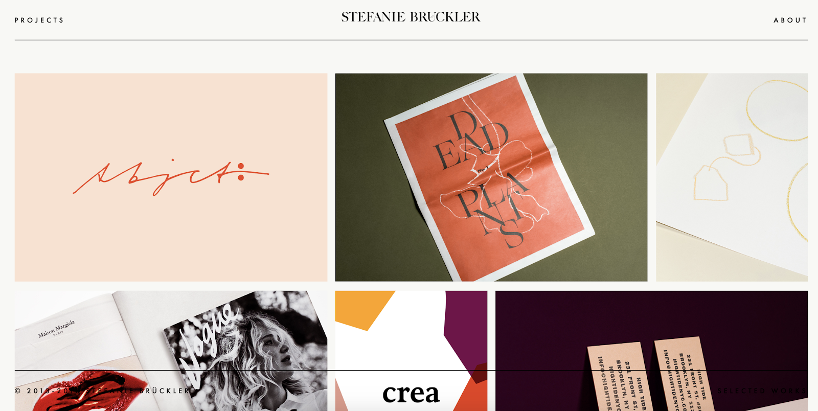 The 12 Best Graphic Design Portfolios We\'ve Ever Seen, & How ...