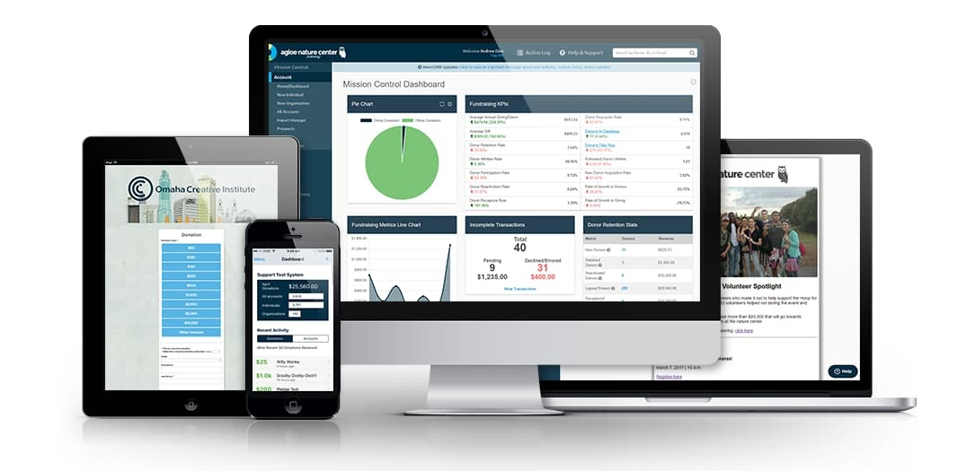 Neon CRM - Contact Management Software Solutions for Nonprofits
