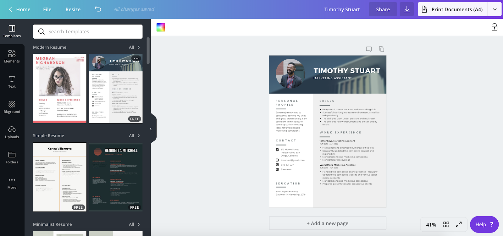 The 5 Best Free Resume Builders We Ve Ever Discovered