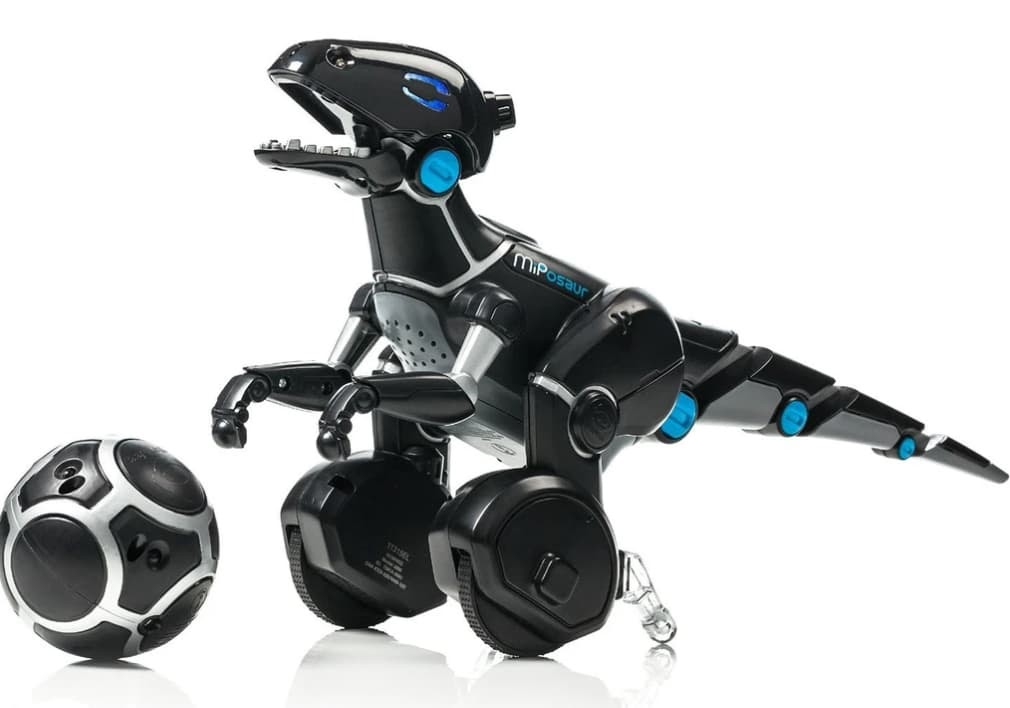 Customer service qualities robot