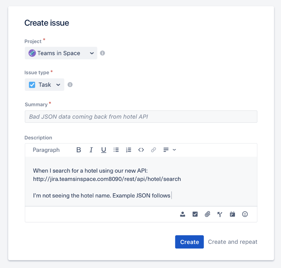 Atlassian-issue-tracking