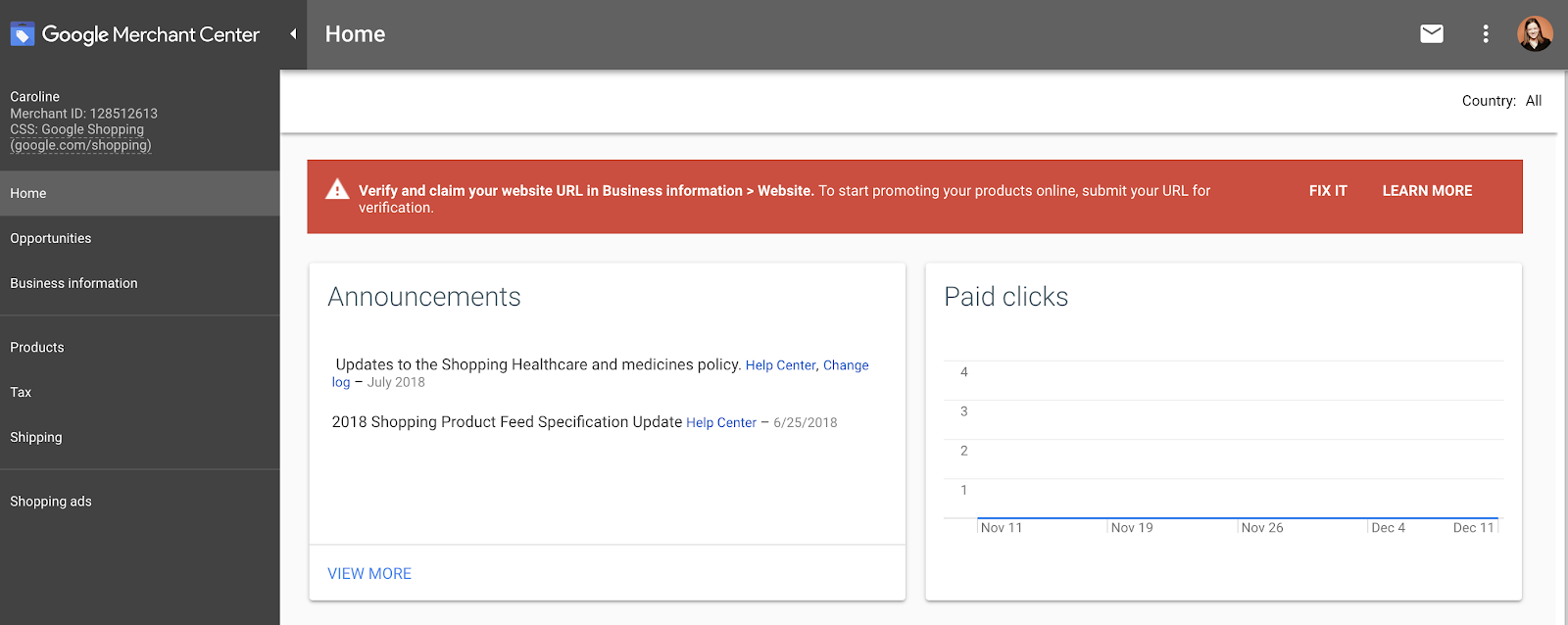 The Essential Introduction to Google Merchant Center