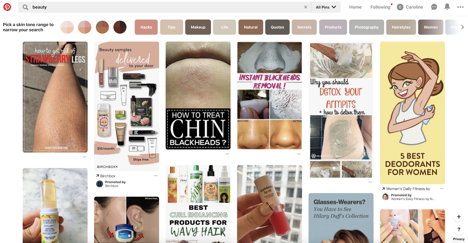 c9914d0a7 The Top 7 Pinterest Categories & How to Decide Which to Pin to