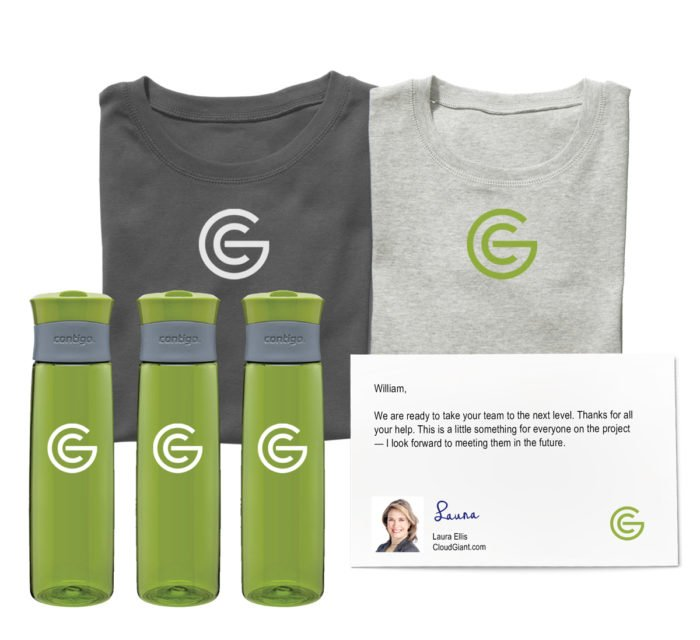 Direct Mail and ABM - Group Gift