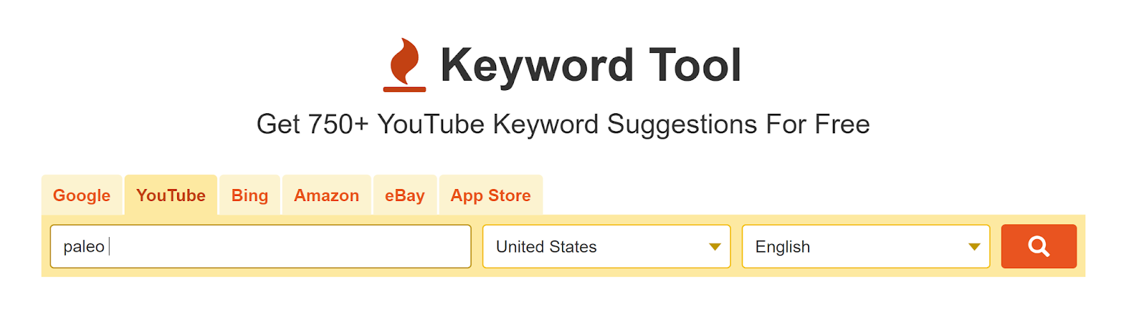 Ranking Youtube video tool