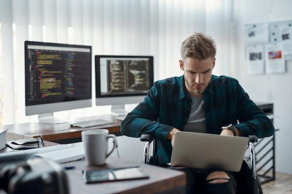 WordPress developer reviewing WordPress core