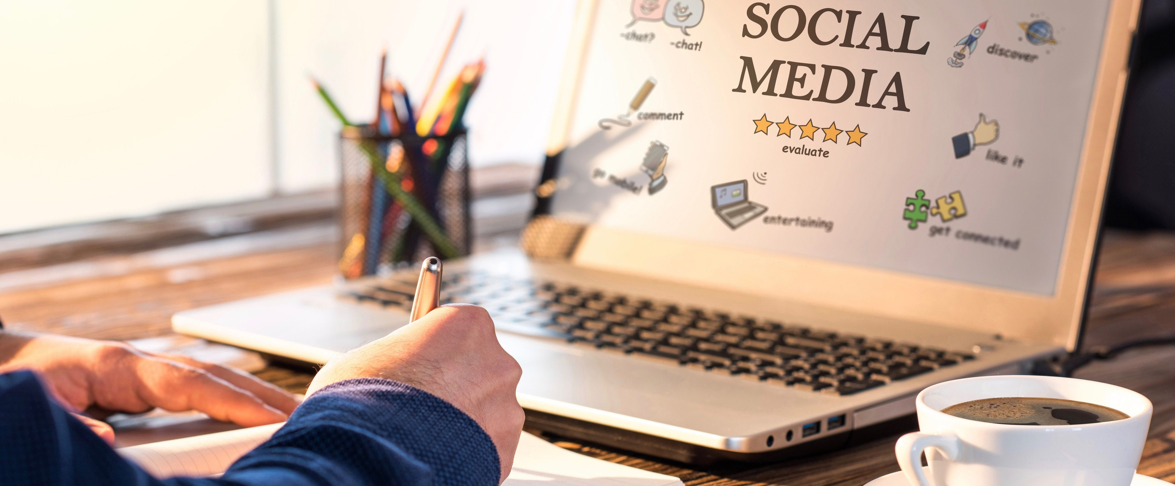 Social Media Copywriting: How to Compose Text for 5 Different Channels [Bookmarkable]