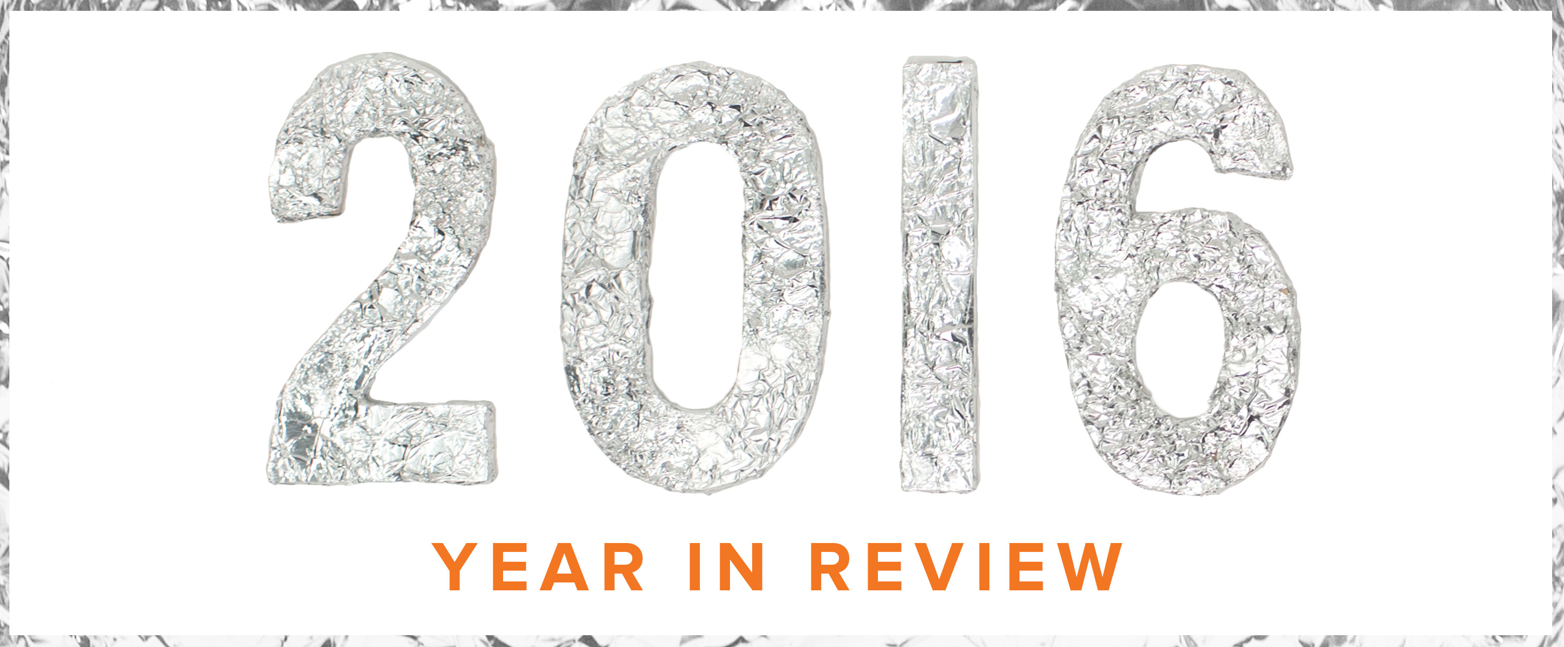 Why Is Everything at HubSpot Wrapped in Tin? It's Our Year in Review 2016