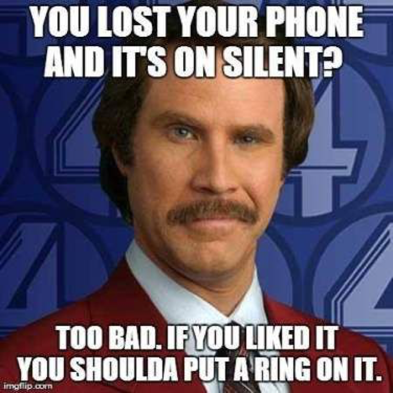 Didn't get your call_WillFerrell