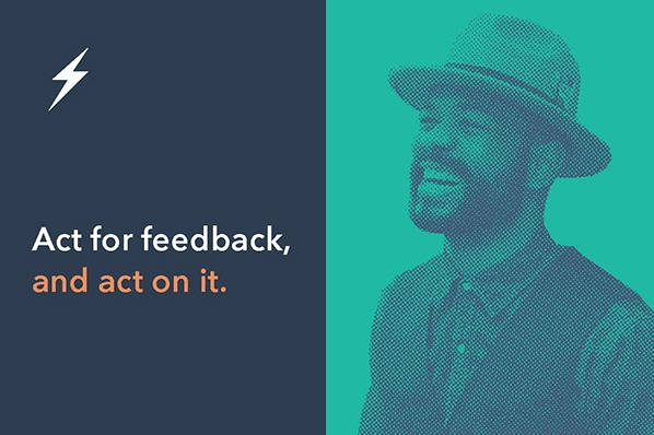 Ask For Feedback, and Act On It [The Customer Code Series]