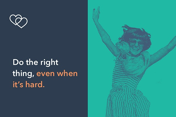 Do the Right Thing, Even When It's Hard [The Customer Code Series]