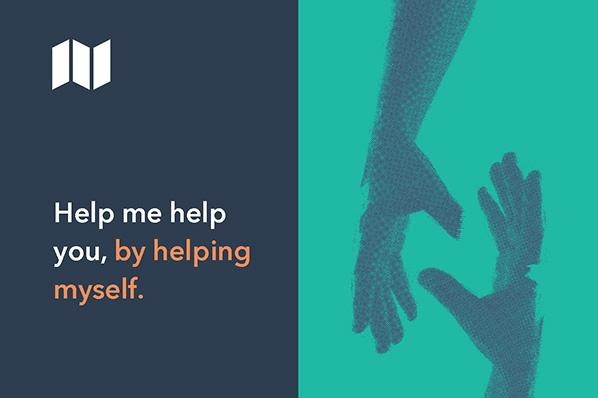 Help Me Help You, By Helping Myself [The Customer Code Series]