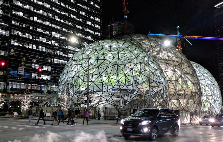Unriddled: Amazon's HQ2 Multitudes, Social Media's Shrinking Growth, and More Tech News You Need