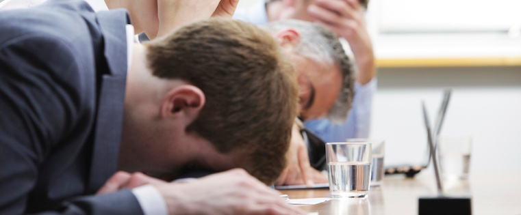 Blah, Blah, Blah ... 19 Networking Tips I'm Sick Of Hearing
