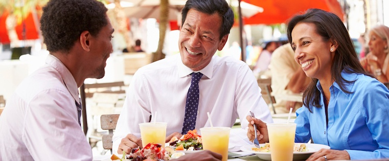 How to Avoid Making a Bad Impression During a Business Lunch