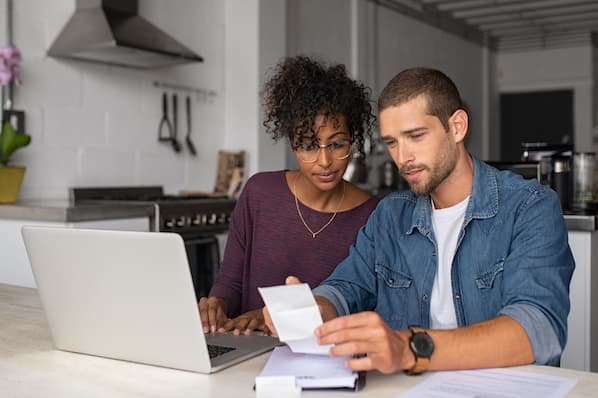 buyers researching products online before making a purchasing decision