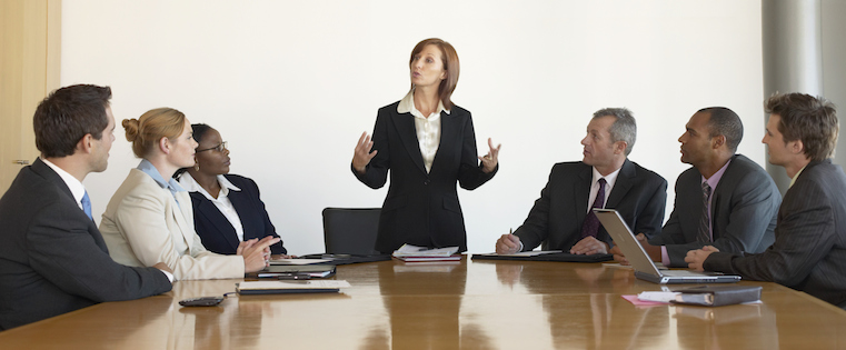 5 Tips on How to Use a C-Level Executive in a Sales Meeting