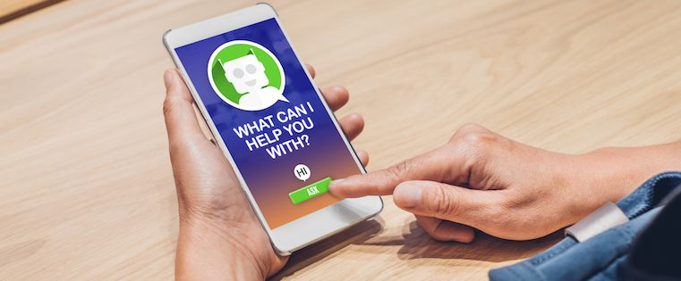 How Chatbots Can Improve User Experience [Infographic]