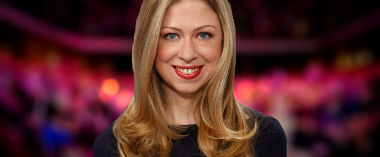 Chelsea Clinton, Vice Chair of the Clinton Foundation:#INBOUND15 Featured Speaker