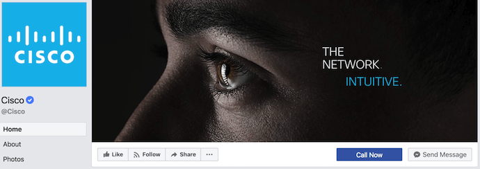 cisco facebook cover photo