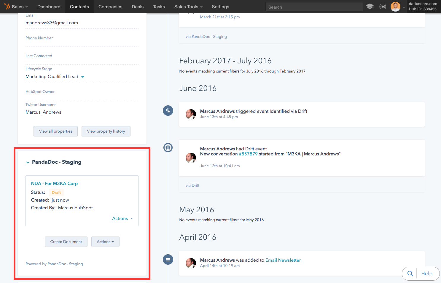 Introducing CRM Extensions, A New Way to Use the HubSpot CRM