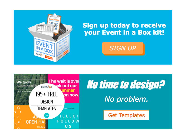 UPDATED 50 Free Call-to-Action Templates to Design Clickable CTAs in ...