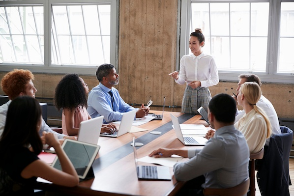 5 Awesome Benefits of Diversity at Work