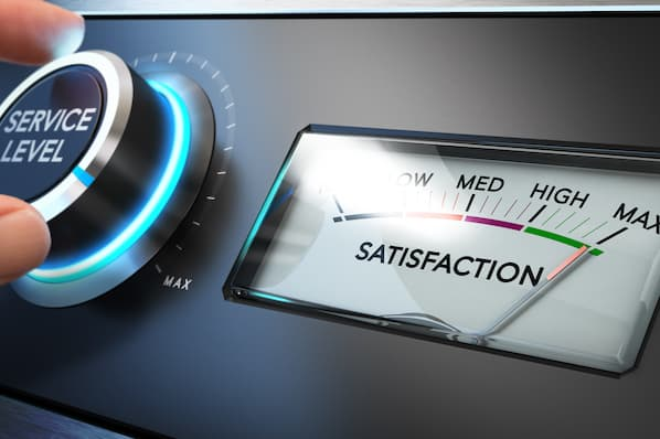 Which Industries See the Highest (and Lowest) Customer Satisfaction Levels?