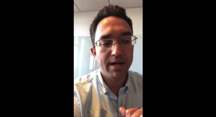 david gasca on twitter health study