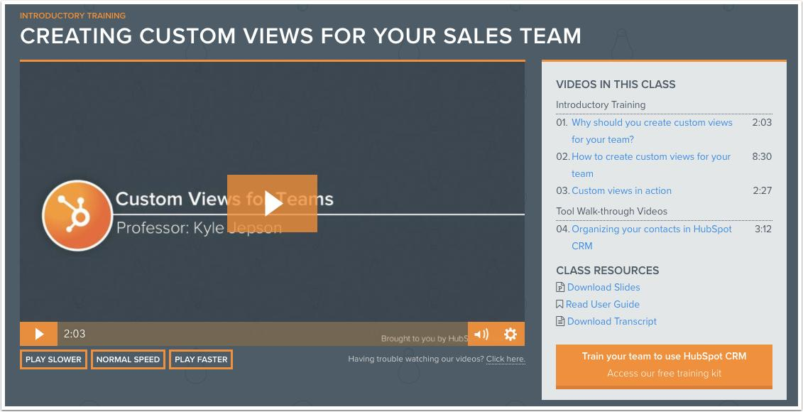 CRM Admin and Sales Pro Training Now Available