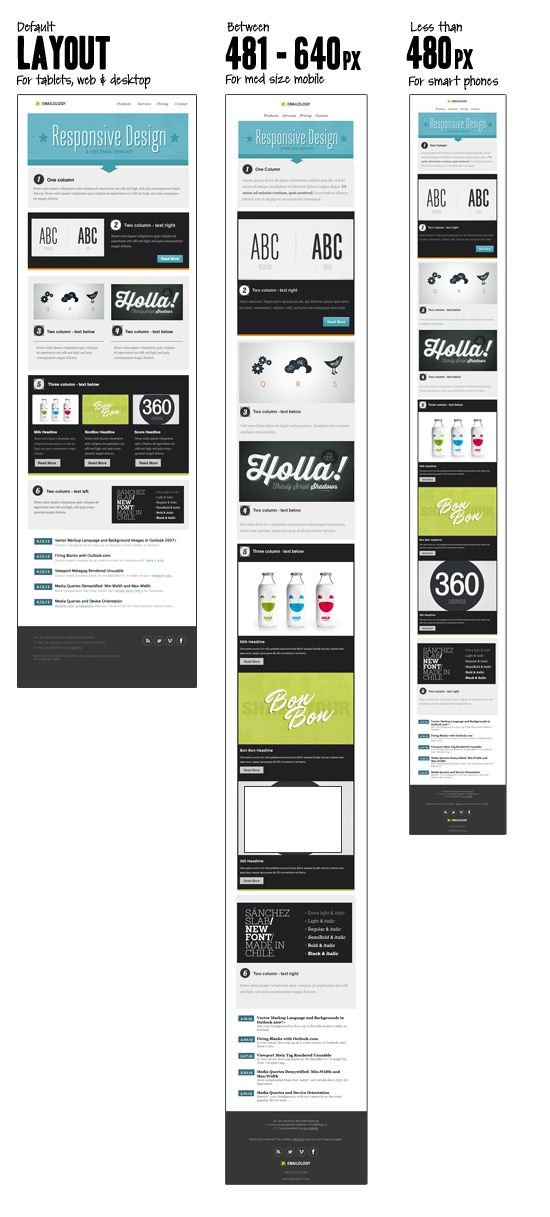 9 places to find quality email newsletter templates in 2017. Black Bedroom Furniture Sets. Home Design Ideas