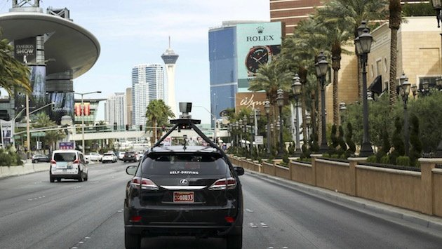 Self-Driving Cars Have Landed at #CES2018, and Marketers Really Need to Pay Attention