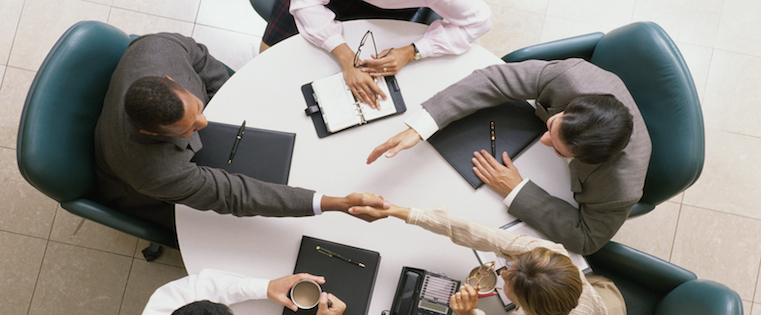 The 9 Fundamental Rules of Sales Negotiation