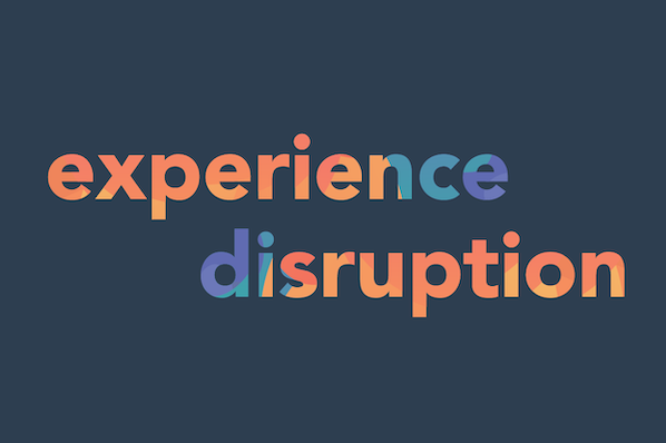 experience disruption 2@2x