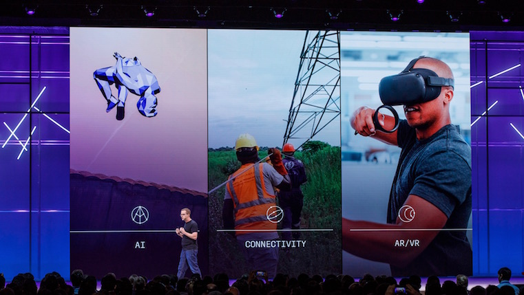 And on the Second Day of F8, Facebook Said, 'Let There Be AI Ethics'