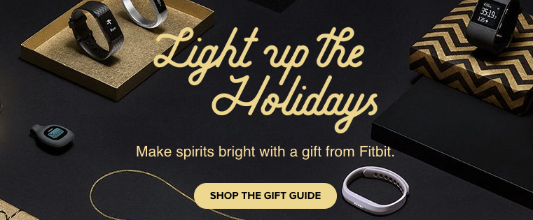 15 Cheerful Examples of Holiday Homepage Designs
