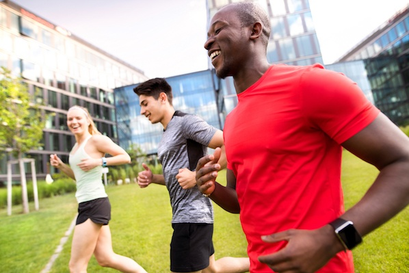 7 Fitness Challenge Ideas to Get Your Team Moving