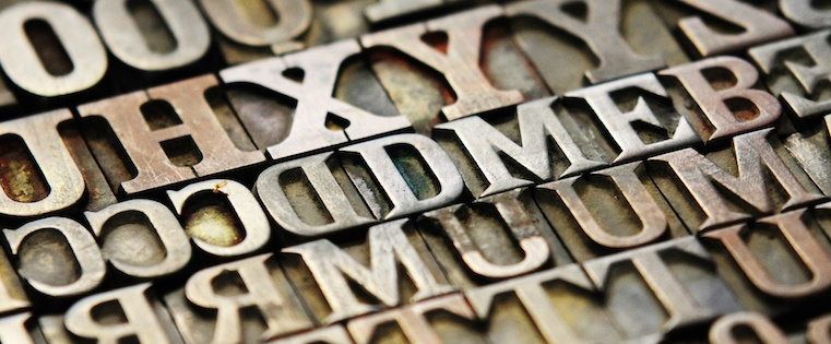 Comic Sans, Helvetica & Times New Roman: A Brief History of 6 Iconic Fonts