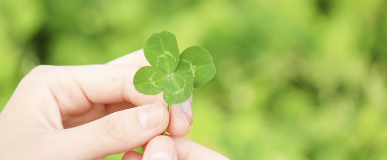 It's Your Lucky Day: New Research Shows Luck in Sales Isn't So Random After All