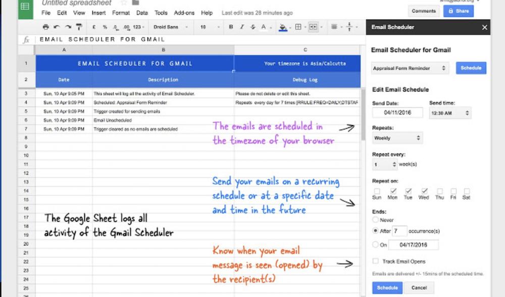 gmailscheduler