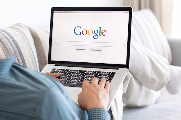 how to get to google advanced search