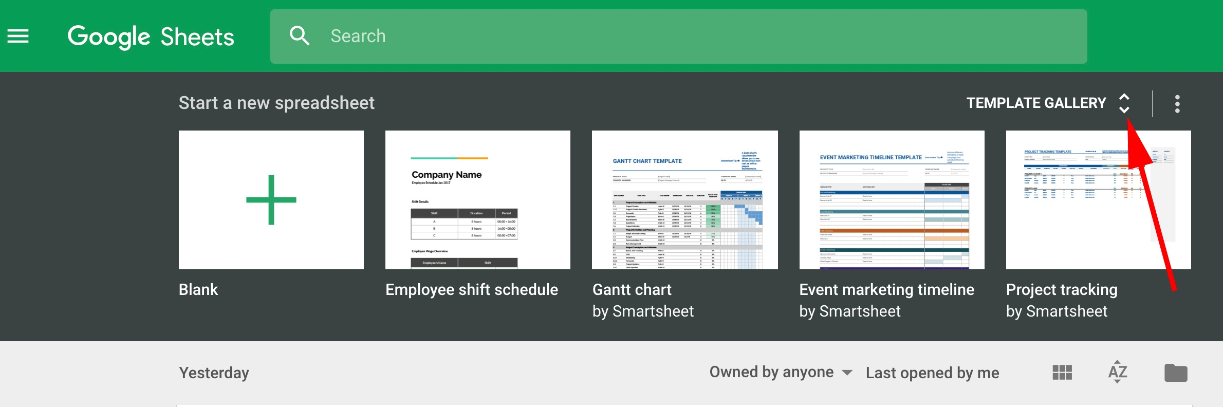 11 of the best free google sheets templates for 2018 page
