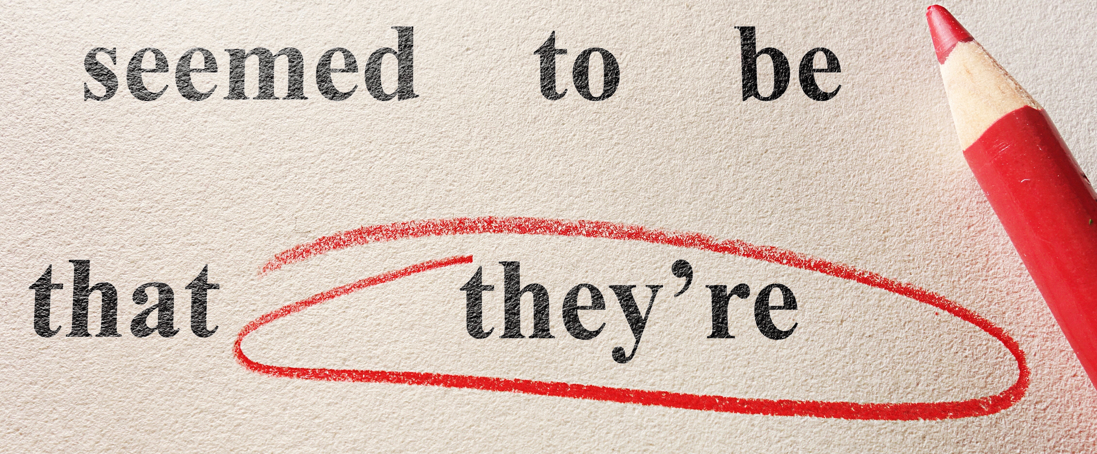 Grammar Police: 30 of the Most Common Grammatical Errors We All Need to Stop Making