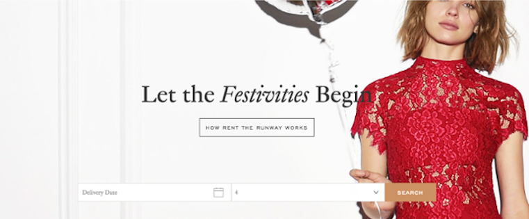 12 Festive Examples of Holiday-Themed Homepage Designs