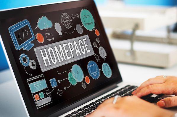 22 of the Best Website Homepage Design Examples