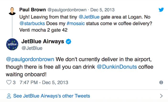 JetBlue-Customer Care