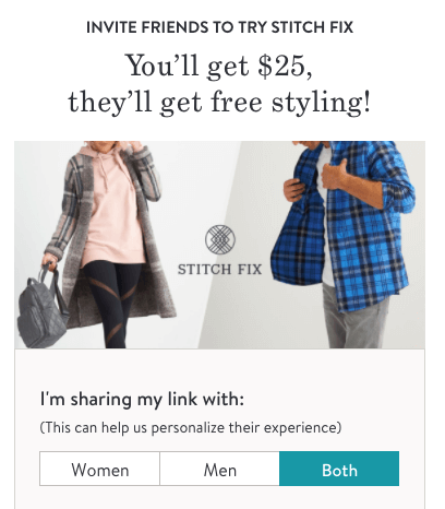Customer-Referral-StitchFix