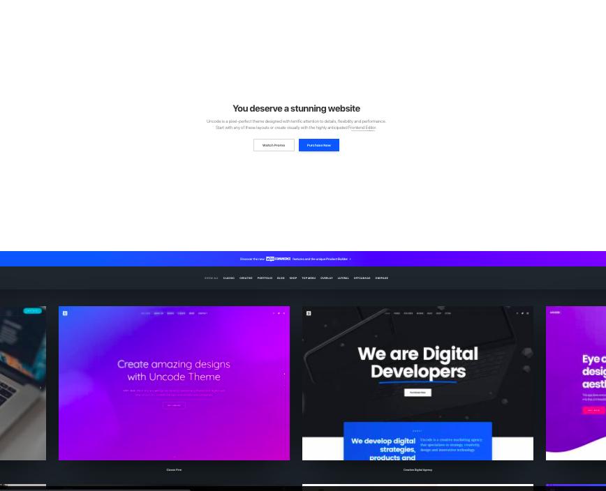 Uncode-WordPress-theme-full-screen